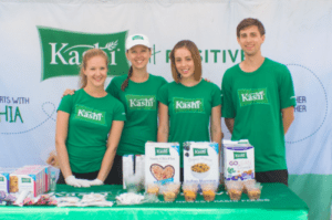 Nutritious Event with Kashi