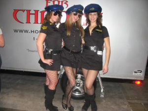 Police Ladies