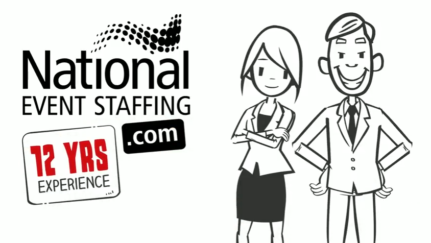 National Event Staffing 12 Years In Business